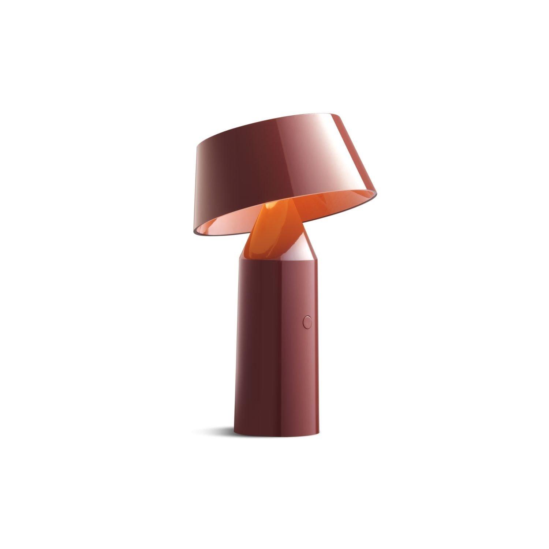 Marset - BICOCA LED Tischleuchte - weinrot - Christophe Mathieu - Design - Tischleuchte