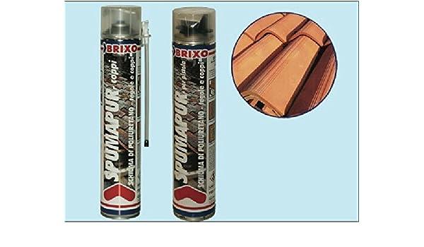 Espuma de poliuretano para tejas y cobijas, 700 ml - 556210: Amazon.es: Bricolaje y herramientas