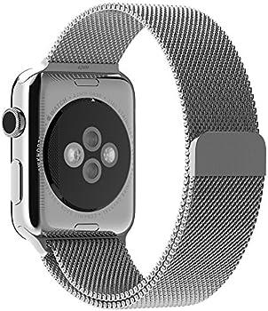 Apple Watch Band w/Magnet Lock