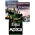 BOXED SET! Set of 3 Kim McMahill Books: Marked in Mexico, Deadly Exodus, & Big Horn Storm