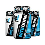 BPI Sports Nite Burn Nighttime Weight Management Formula 90 Count [3 Pack]