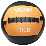 WB-10 Valor Fitness 10lb Wall Ball: Done right, wall balls are a great all-around conditioning movement. Start with your feet shoulder-width apart, your shoulders pulled back and down and a medicine ball held at chest height with your elbows ...