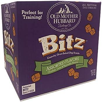 Amazon.com : Old Mother Hubbard Bitz Natural Crunchy Dog