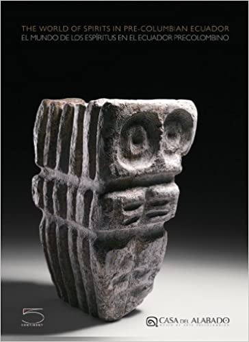 The World of Spirits in Precolumbian Ecuador by Iván Cruz Cevallos (2013-03-26)
