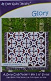 (US) Glory Quilt Pattern By Cozy Quilt Designs