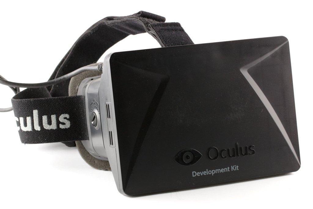 Oculus Rift Developers Kit / オキュラス リフト / 3D ヘッドマウントディスプレイ [米国正規品]