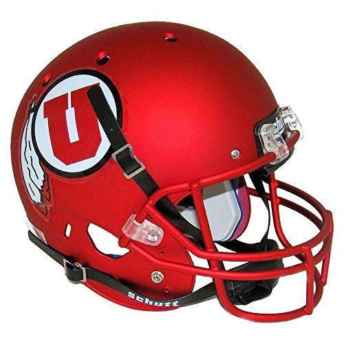 Utah Utes Satin Red Officially Licensed Full Size XP Replica Football - Satin Utes Utah