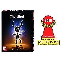 Nürnberger Spielkarten nsv – 4059 – The Mind – Juego de Cartas