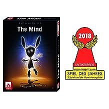 Nürnberger Spielkarten Nsv–4059–The Mind–Card Game