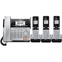 AT&T TL86103 2 Line Answering System with Connect to Cell (4 Handsets)
