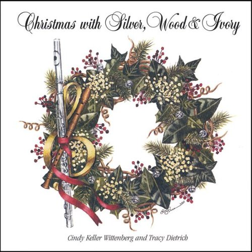 Christmas with Silver Wood & Ivory by CD Baby