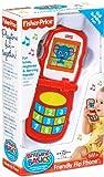 Fisher-Price Brilliant Basics Friendly Flip Phone