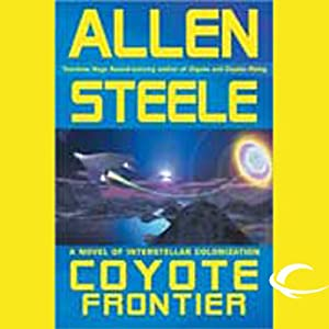 Coyote Frontier Audiobook