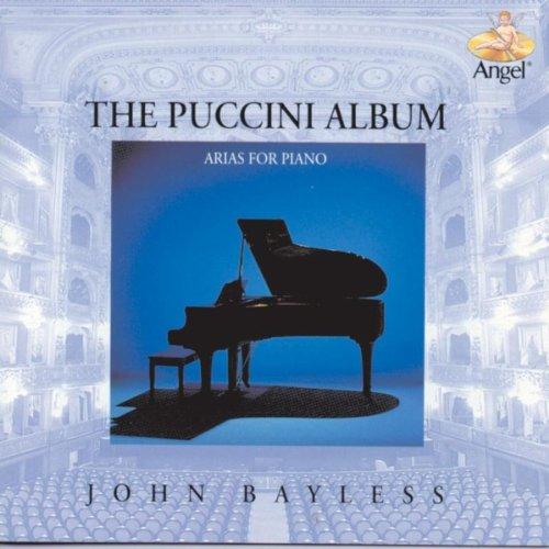 The Puccini Album: Arias for Piano