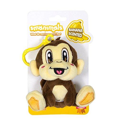 Scentco Smanimal Backpack Buddies Monkey - Banana Scented 4