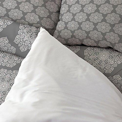 Durable Service Libaoge 4 Piece Bed Sheets Set, Bohemian Mandala Asian  Eastern Spiritual Graphic,