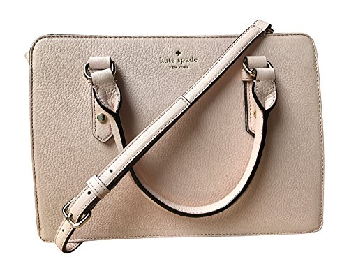 Kate Spade New York Lise Mulberry Street Leather Shoulderbag Handbag, Antilles Bubbles