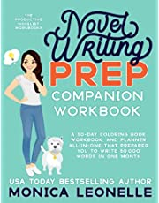 Novel Writing Prep Companion Workbook