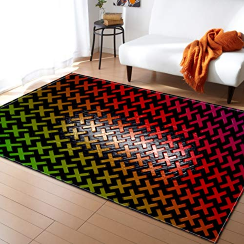 Alfombras y moquetas 3D sala de estar dormitorio comedor alfombra alfombra Mesa de cafe Sofa Alfombra Entrada Puerta Alfombra Alfombra europea Alfombra de la sala Alfombra antideslizante Maquina L