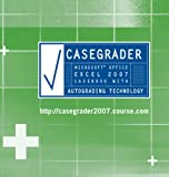 img - for CaseGrader: Microsoft Office Excel 2007 Casebook with Autograding Technology by Thad Crews (2007-08-01) book / textbook / text book