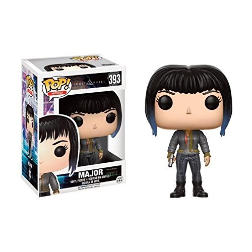 (Funko POP Movies: Ghost in the Shell - Major (Black Jacket) - FYE Exclusive)