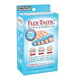 ProFoot Flex-Tastic Gel Toe Relaxers 2 in Pack (Pack of 2) Total 4 Relaxers