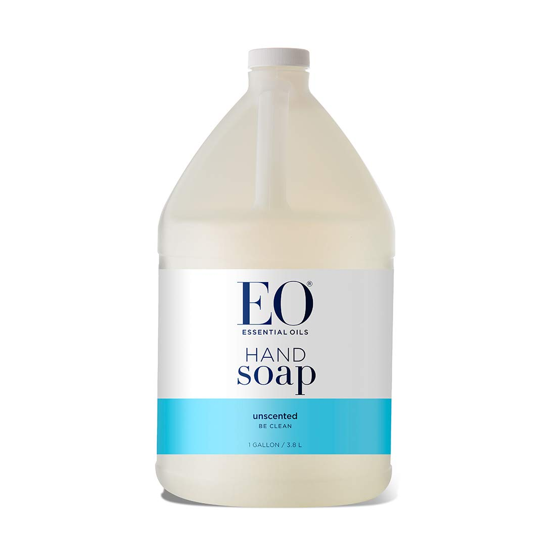 EO Botanical Liquid Hand Soap, Refill, Unscented, 128 Ounce (1 gallon)