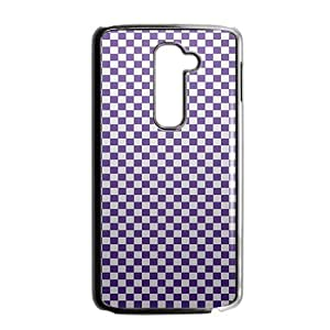 Simple grid pattern Phone Case for LG G2
