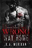 — ONE WRONG TURN. ONE RIGHT MAN. —Colin. Rule-follower. Future doctor. Witness to murder. Captive.Taron. Survivalist. Mute. Murderer. Captor.Like every other weekend, Colin is on his way home from university, but he's taunted by the notion that he ne...