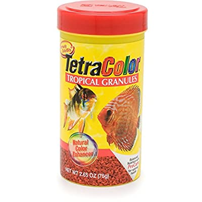TetraColor Tropical Granules by United Pet Group, Inc.
