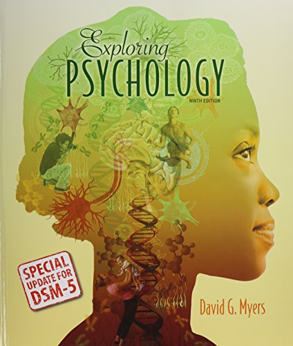 Download Exploring Psychology with DSM5 Update & LaunchPad 6 Month Access Card by David G. Myers.pdf