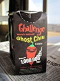 Ghost Chili (Bhut Jolokia)- The Patent Magic Plant- HOTTEST CHILI IN THE WORLD!!!