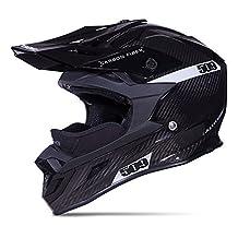 509 Carbon Fiber Altitude Snow Snowmobile Helmet - Gloss Black - 509-HEL-ACG-_ by 509