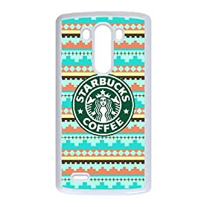 LG G3 Custom Cell Phone Case Starbuck Coffee Case Cover WWFL36226