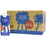 CocoGoods Co. Vietnam Single-Origin 100% Natural Coconut Water 16.9 fl. oz (Pack of 12)