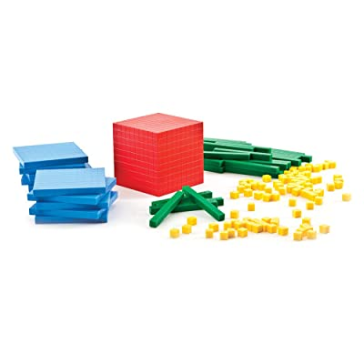Carson-Dellosa Thinking Kids' Math Base Ten Starter Set: Toys & Games