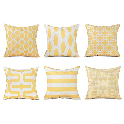 decorative pillow covers set soft