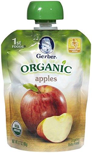 organic apples baby food 1st - 7