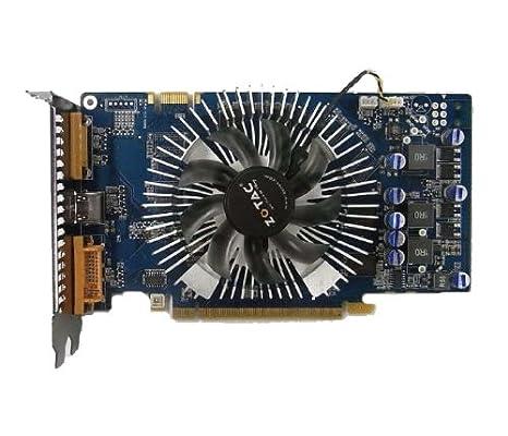 ZOTAC NVidia GeForce 9800GT B Hawk 512 MB DDR3 VGA DVI Amazonin Electronics