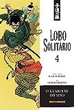 capa de Lobo Solitário - Volume 4