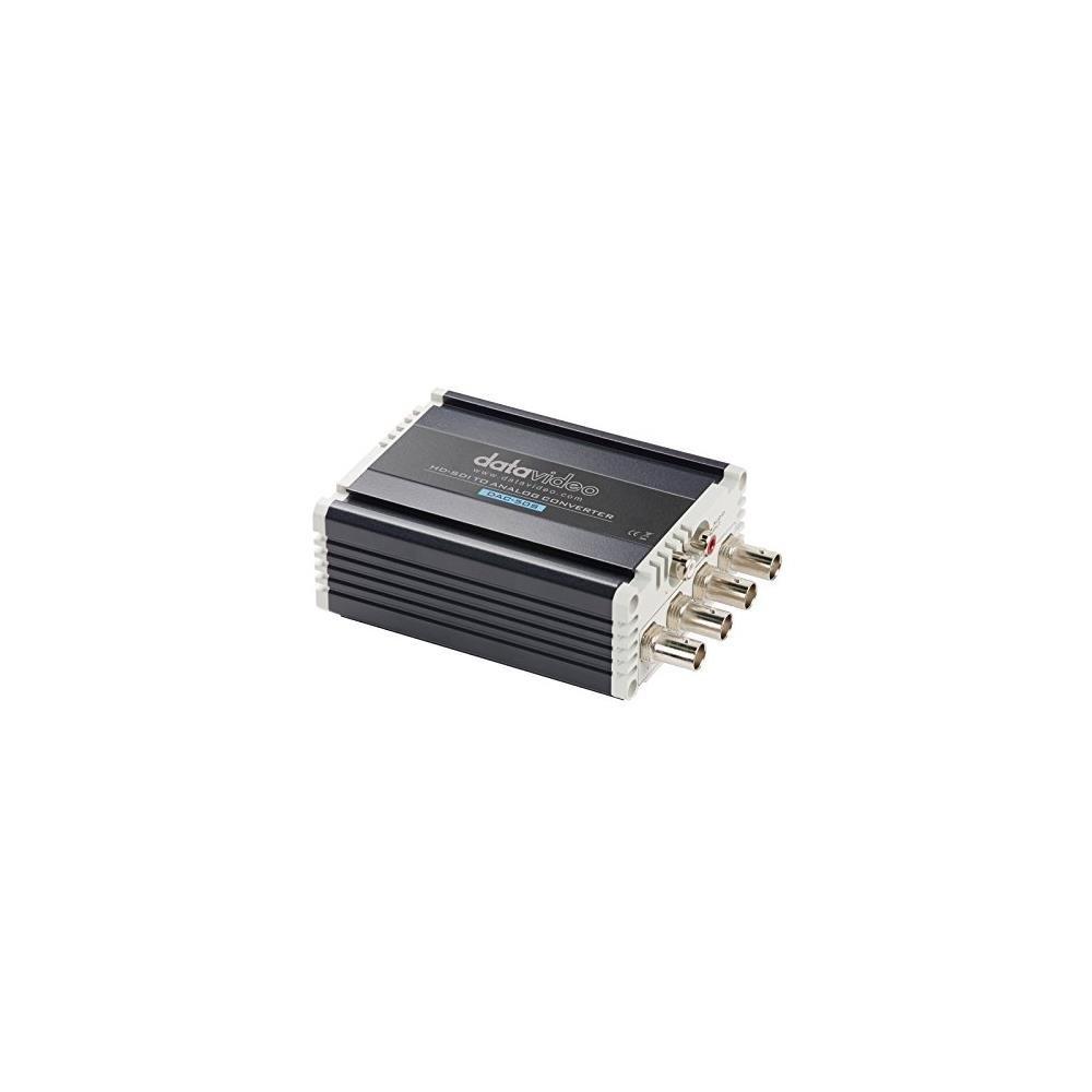 DATAVIDEO DAC-50S 2 Unbalance Audio Channels 3G/HD-SDI to Analog Converter by Datavideo