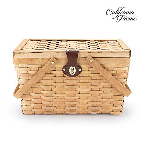 The 8 best picnic baskets under 30