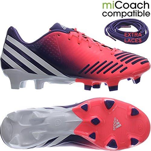 adidas Predator LZ TRX FG W - Botas de fútbol de Material ...