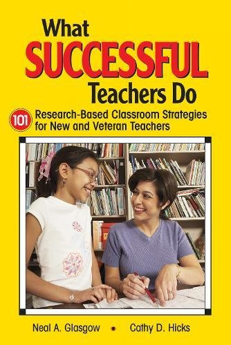 Read Online What Successful Teachers Do: 101 Research-Based Classroom Strategies for New and Veteran Teachers pdf