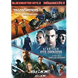 Blockbuster Hits 2 (Transformers: Revenge of The Fallen / Star Trek: Into Darkness / G.I. Joe: Retaliation)