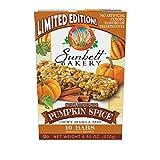 Sunbelt Bakery Pumpkin Spice Seasonal Chewy Granola Bars, 1.0 oz Bars, 120 Count