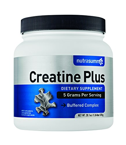 Nutrasumma Creatine Plus - 1.24 lb