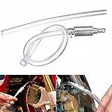 TR.OD Motorcycle Car Brake Bleeder Clutch One Way Valve Tube Bleeding Tool Kit