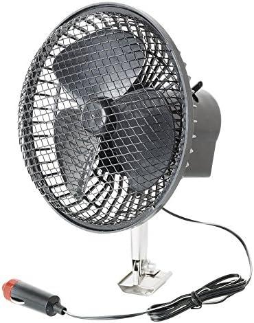 SUMEX 2404015 - Ventilador De Gran Potencia Turbo Fan para Vehículos, 12V (Diámetro 15 Cm, con Rejilla Protectora): Amazon.es: Coche y moto
