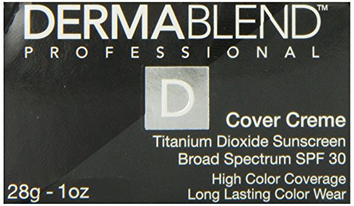 Dermablend Professional Cover Creme 1 oz. Chroma 1-1/4 Almond Beige